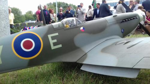 Pomník letců RAF
